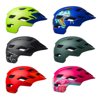 Bell Sidetrack Childs Helmet - Sprockets Cycles