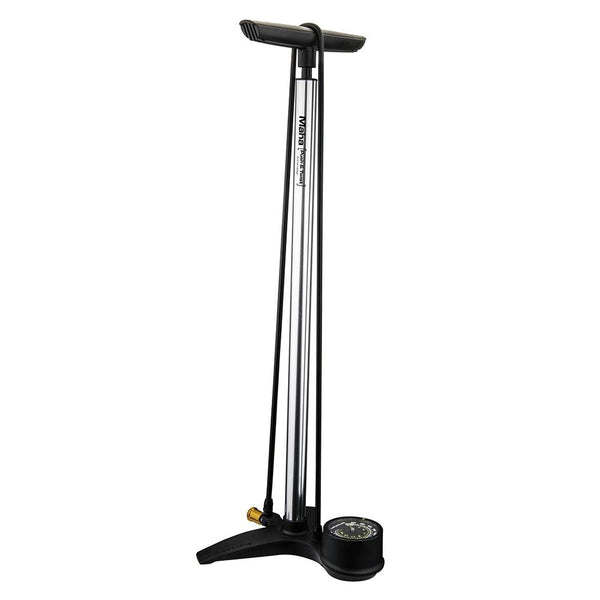 Birzman Maha Grand Push & Twist V Floor Pump - Sprockets Cycles
