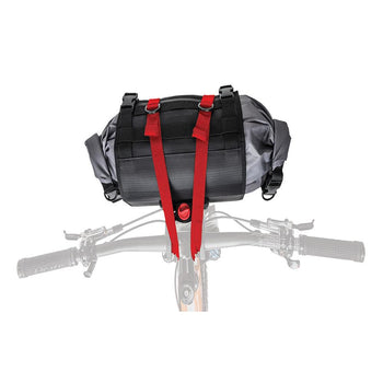 Blackburn Outpost Handlebar Roll with Dry Bag - Sprockets Cycles