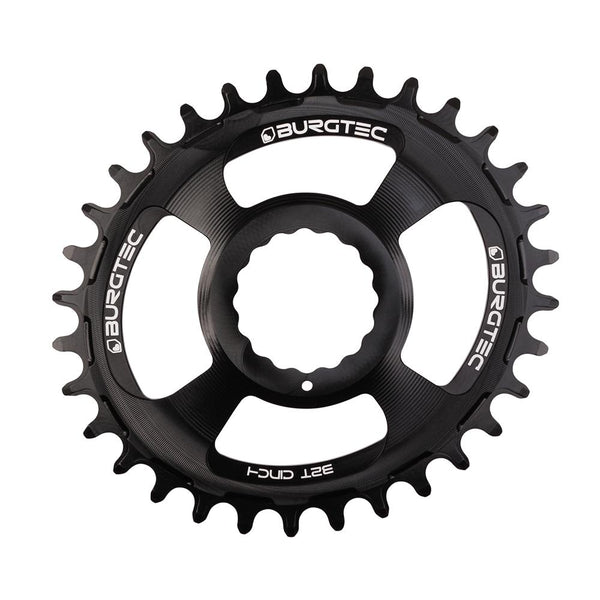 Burgtec Oval Cinch Thick Thin Chainring - Sprockets Cycles