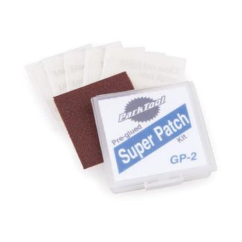 Park Tool GP-2 Pre-Glued Super Patch Kit - Sprockets Cycles