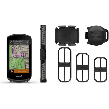 Garmin Edge 1030 Plus GPS Computer - Performance Bundle - Sprockets Cycles