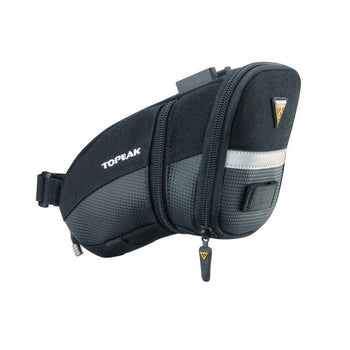 Topeak Aero Wedge Saddlebag with Quickclick - Sprockets Cycles