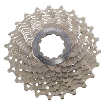 Shimano CS-6700 Ultegra 10-Speed Cassette - Sprockets Cycles