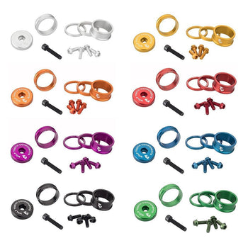 Wolf Tooth Anodized Bling Kit - Sprockets Cycles