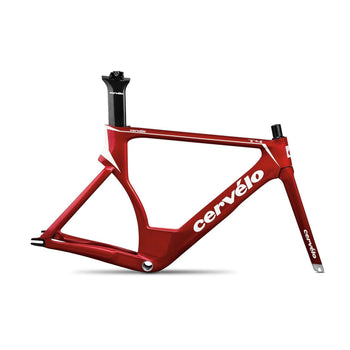 Cervelo T4 Track Bike Framset - Sprockets Cycles