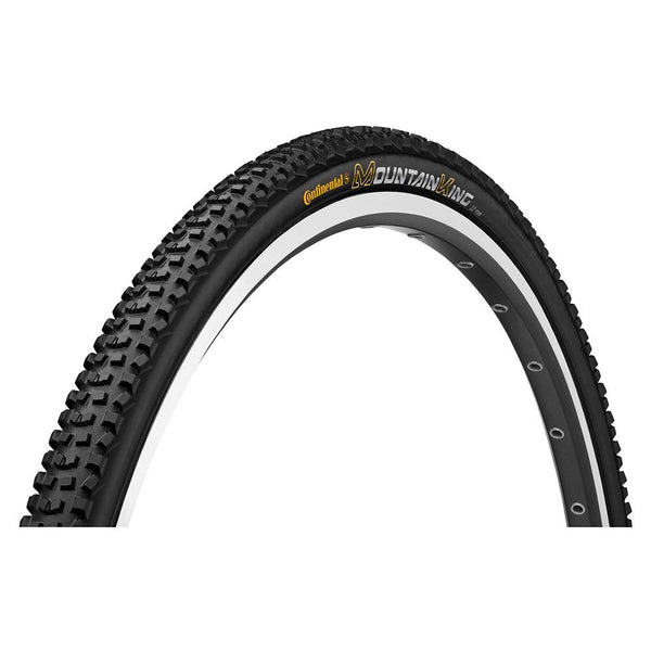 Continental Mountain King CX 700x35c Folding Tyre - PureGrip - Sprockets Cycles