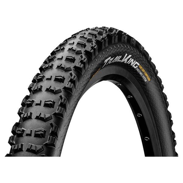 "Continental Trail King 27.5x2.2"" Folding Tyre - TR / PureGrip - Sprockets Cycles"