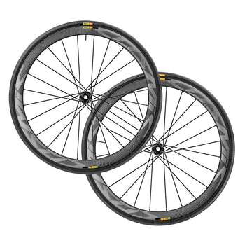 Mavic Cosmic Pro Carbon SL Disc Wheelset 2017 - Sprockets Cycles