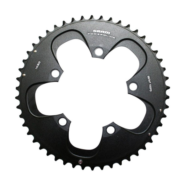 SRAM Red 5-Bolt 50t Road Chainring - Sprockets Cycles