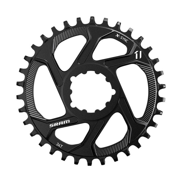 SRAM Eagle X-Sync 32t - 6mm Offset Chainring - Sprockets Cycles