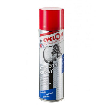 Cyclon Cylicon Spray 250ml - Sprockets Cycles