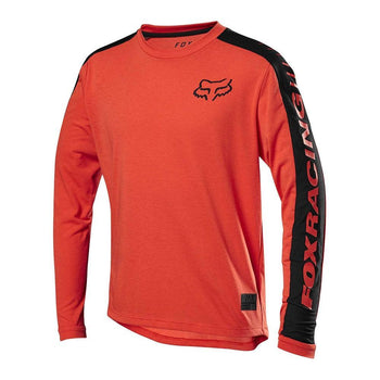 Fox Clothing Youth Ranger Drirelease LS Jersey - Sprockets Cycles