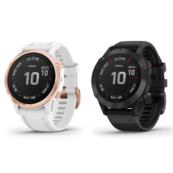 Garmin Fenix 6S Pro GPS Watch - Sprockets Cycles