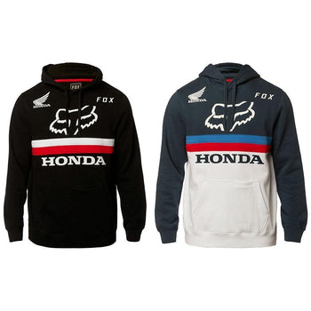Fox Clothing Honda Pullover Hoodie - Sprockets Cycles