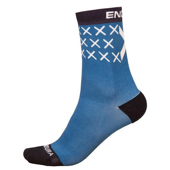 Endura Scotland Flag Socks - Sprockets Cycles
