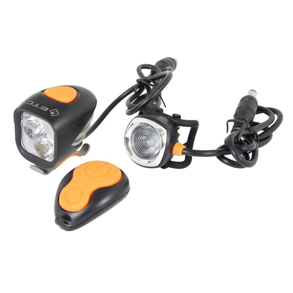 ETC MIZAR Combo Lightset - Sprockets Cycles