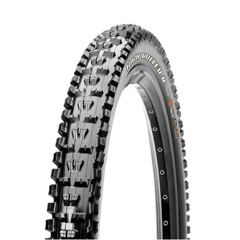 "Maxxis High Roller II 27.5"" 60TPI Folding Tyre - Dual Compound EXO/TR - Sprockets Cycles"