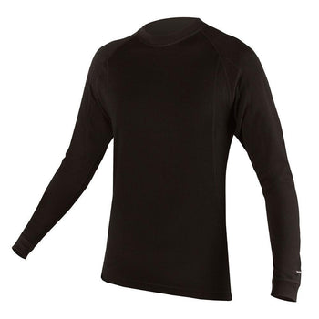 Endura BaaBaa Merino LS Base Layer - Sprockets Cycles