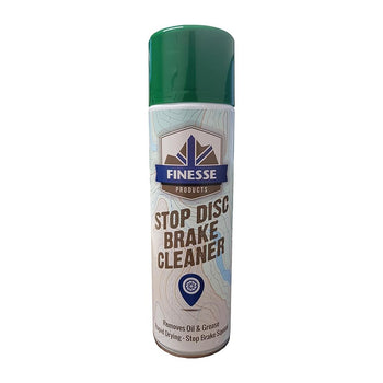 Finesse Stop Disc Brake Cleaner 500ml - Sprockets Cycles