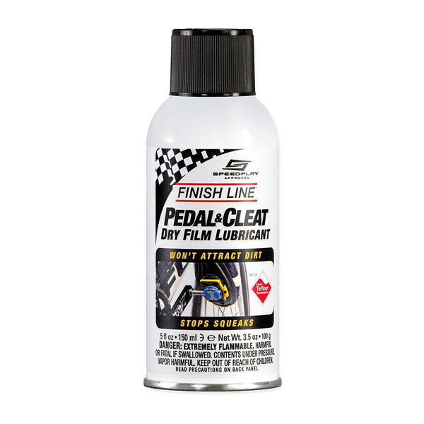 Finish Line Pedal & Cleat Lubricant 5oz - Sprockets Cycles