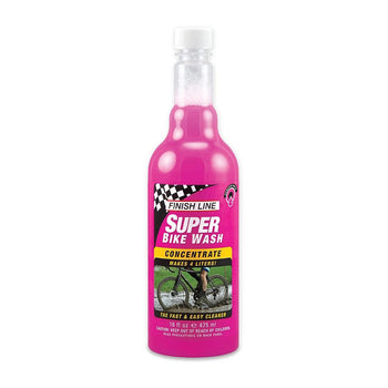 Finish Line Super Bike Wash Concentrate 16oz - Sprockets Cycles