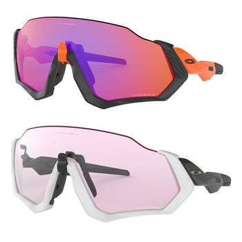 Oakley Flight Jacket Sunglasses - Sprockets Cycles