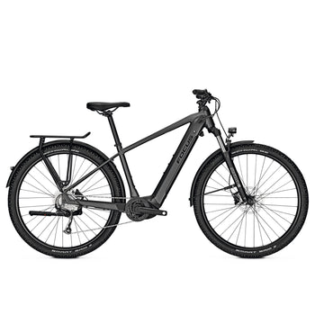Focus Aventura² 6.6 Electric Hybrid Bike 2021 - Sprockets Cycles