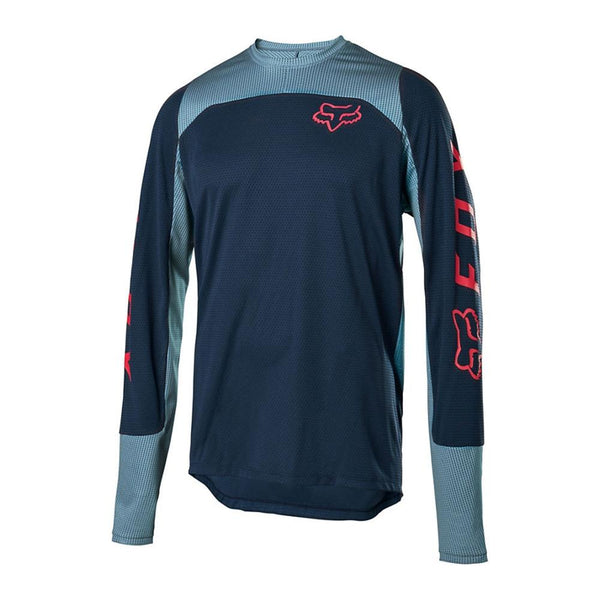Fox Clothing Defend LS Jersey - Sprockets Cycles