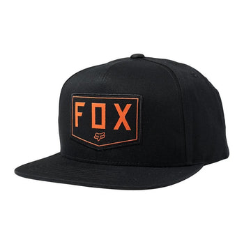 Fox Clothing Shield Snap Back Hat - Sprockets Cycles