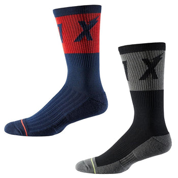 "Fox 8"" Trail Cushion Socks - Sprockets Cycles"