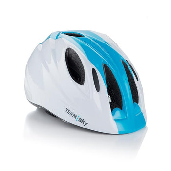 Frog Bikes Team Sky Helmet - Sprockets Cycles