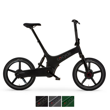 GoCycle G3+ Folding Electric Bike 2021