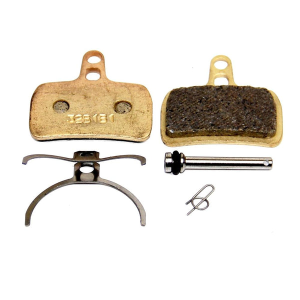 Hope Mono M4 / E4 Sintered Brake Pads - Sprockets Cycles