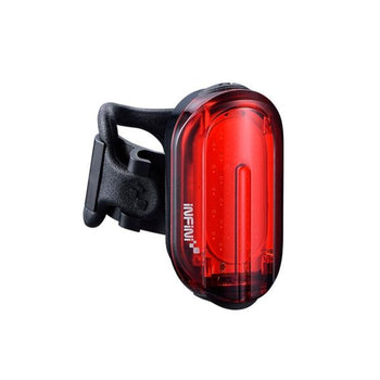 Infini Olley Super Bright Micro USB Rear Light - Sprockets Cycles