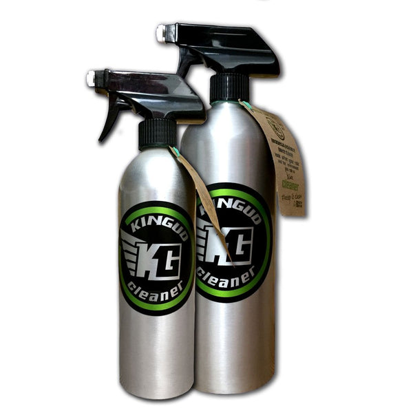Kingud Cleaner - Bottle for Life 500ml - Sprockets Cycles