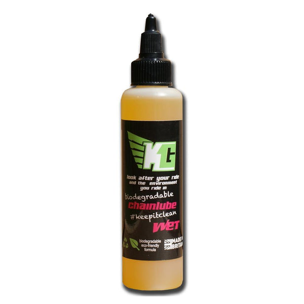 Kingud Chainlube Wet 100ml - Sprockets Cycles