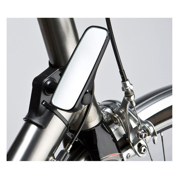 M:Part Adjustable Mirror for Head Tube Fitment - Sprockets Cycles