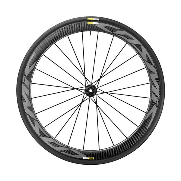 Mavic Cosmic Pro Carbon DIsc Front Wheel - Sprockets Cycles