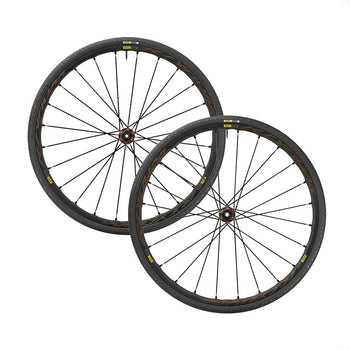 Mavic Ksyrium Elite Disc Allroad Road Wheel 2017 - Sprockets Cycles