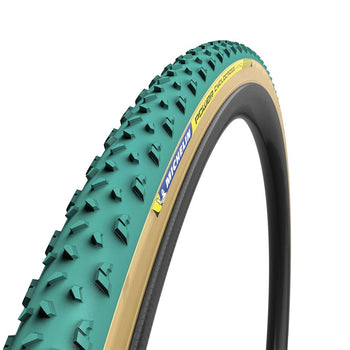 Michelin Power Cyclocross Mud Tubular Tyre 700x33 - Sprockets Cycles