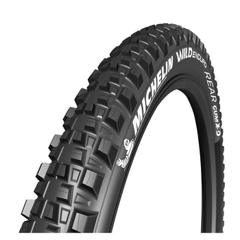 "Michelin Wild Enduro Gum-X TR Folding Rear Tyre - 27.5"" - Sprockets Cycles"
