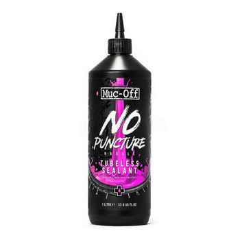Muc-Off No Puncture Hassle Tubeless Sealant 1 litre - Sprockets Cycles