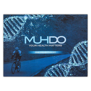 Muhdo Human DNA Sports Profiling Kit - Sprockets Cycles