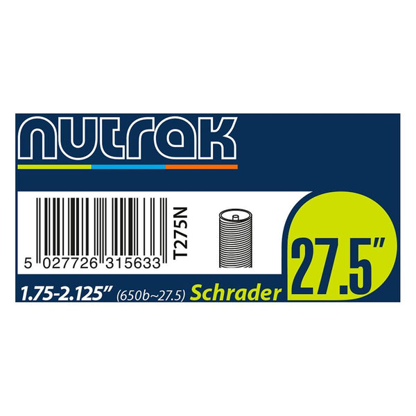 "Nutrak 27.5"" / 650b Inner Tubes (Various Sizes) - Sprockets Cycles"