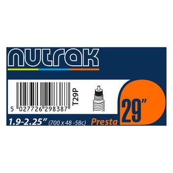 "Nutrak 29"" Inner Tubes (Various Sizes) - Sprockets Cycles"