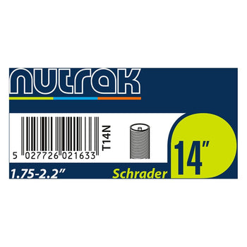 "Nutrak 14"" Inner Tubes - Sprockets Cycles"