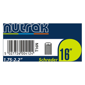 "Nutrak 16"" Inner Tubes - Sprockets Cycles"