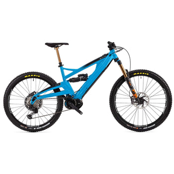 Orange Phase Factory Full Suspension Mountain Bike 2020 - Sprockets Cycles