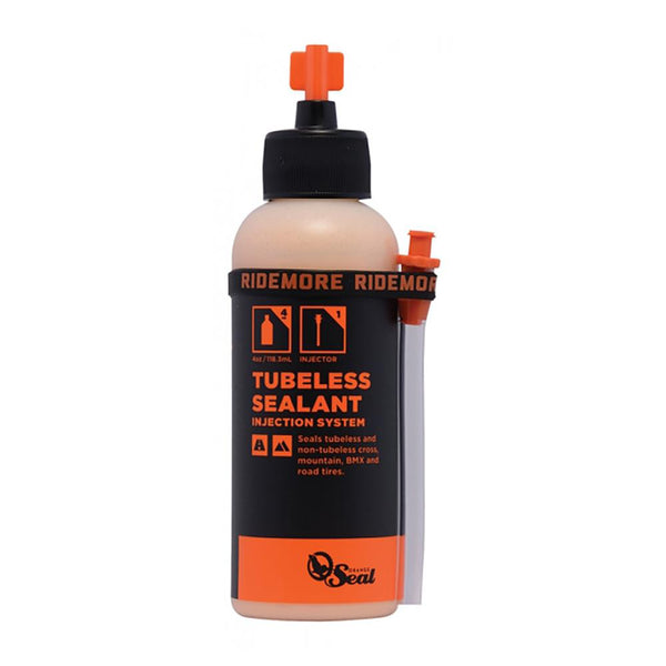 Orange Seal Tubeless Sealant with Injector - Sprockets Cycles